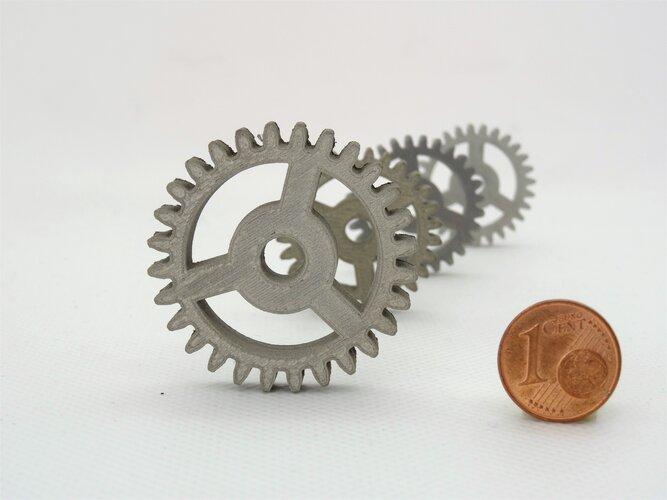 Move over plastic: desktop 3D printing in metal or ceramics
