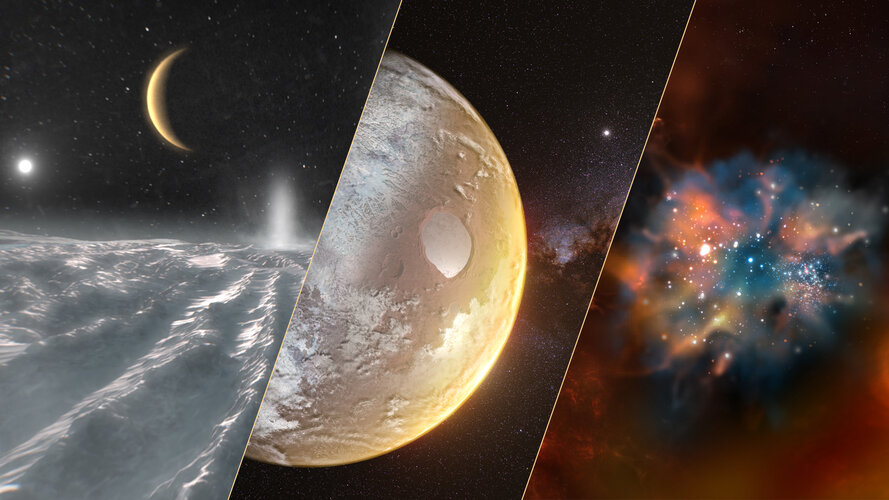 Voyage 2050 themes